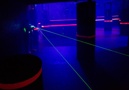 Ultra Blast Laser Combat Center Birmingham 2020 All