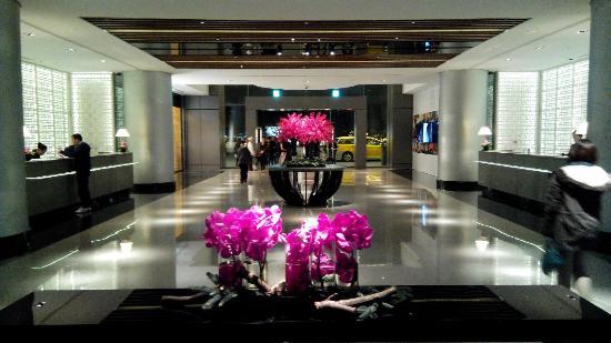 Regent Taipei: Lobby