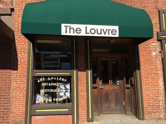 Grass Valley, Californië: The Louvre Storefront