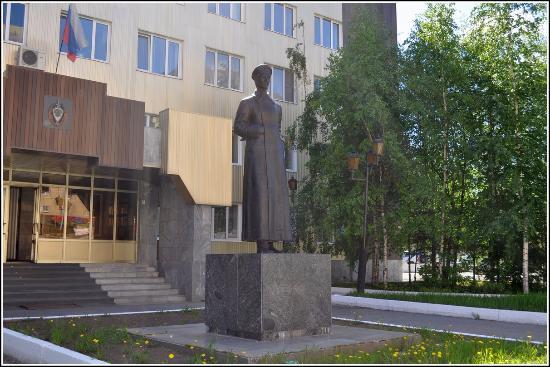 F.E.Dzerzhinskiy Monument