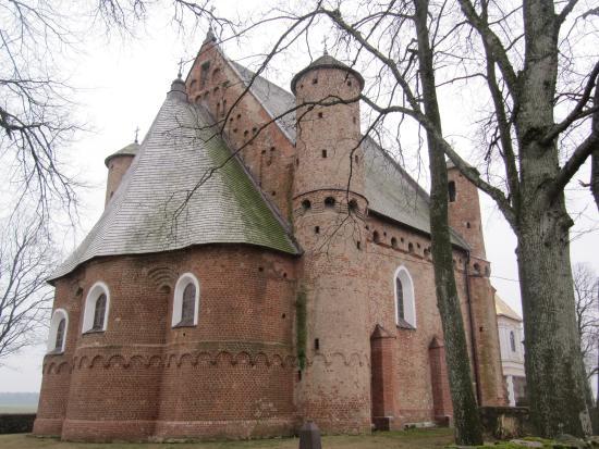 Synkovichi, Weißrussland: храм в Сынковичах