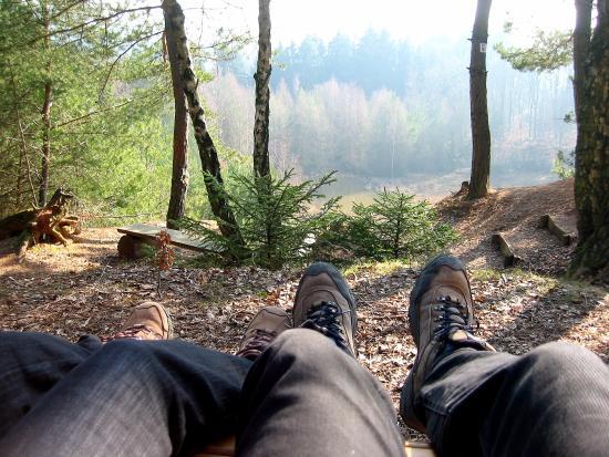 Nalbach - Litermont Gipfeltour - door het dal!