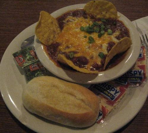 Durand, MI: Pretty good chili