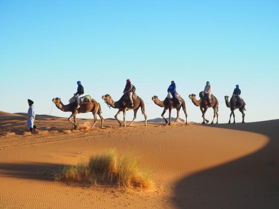 Travel Morocco Desert