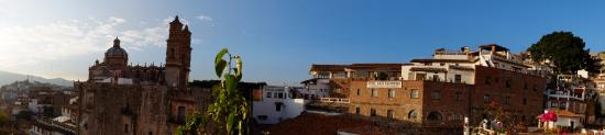 Hotel Mi Casita: View from room