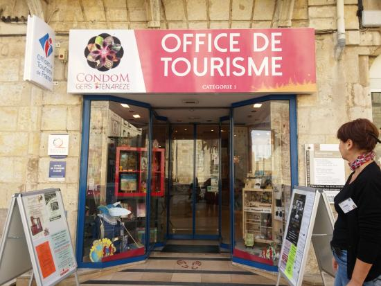 Office de Tourisme de Condom
