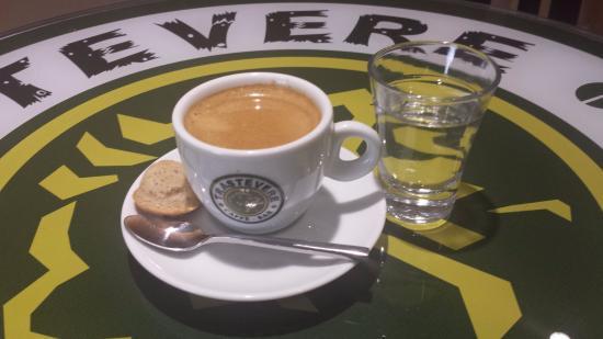 Trastevere Caffe-Bar
