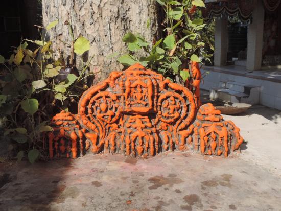 Bhind, India: Santoshi Mata temple