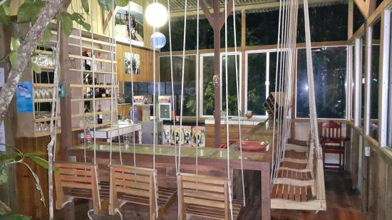 Hotel Wagelia Turrialba: El restaurante