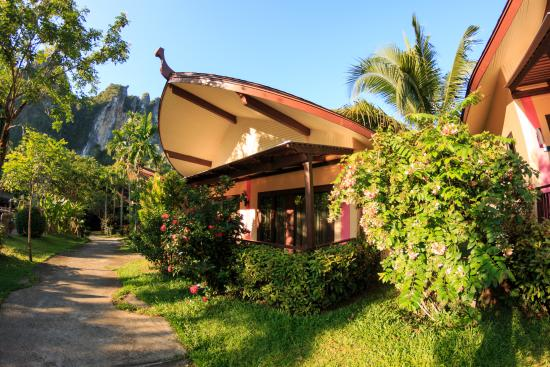 Aonang Phu Petra Resort, Krabi: Villa