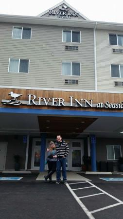 River Inn at Seaside: Best hotel I've ever been to and I work at one.