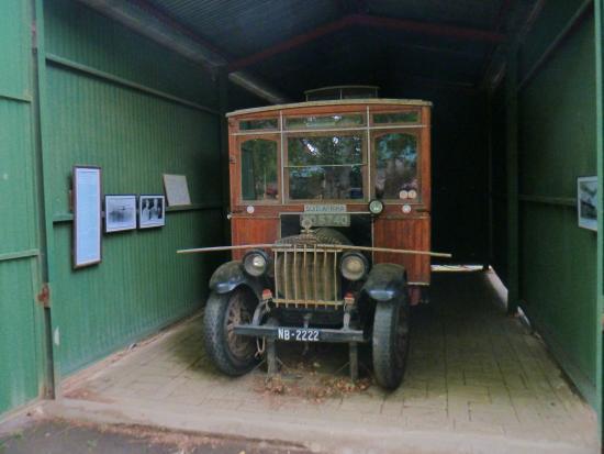 Winterton Museum: Weston Caravan