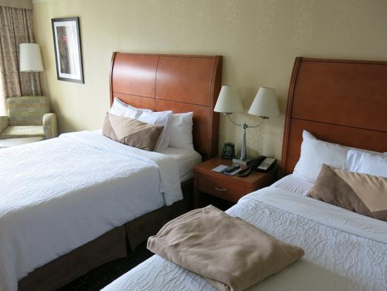 Hilton Garden Inn Montreal Centre-ville : 2 Bed Room