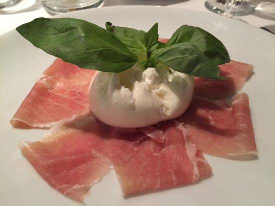 La Collina: チーズもみずみずしくて良かったです