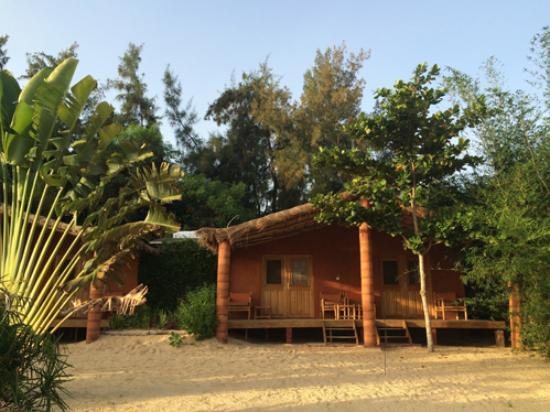 Dakar Region, Senegal: case Bambou