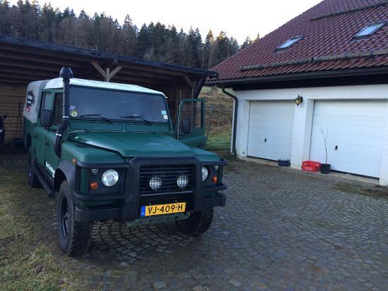Freyung, Deutschland: Landelijk gelegen