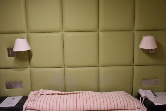 Hotel Presidente: Bed