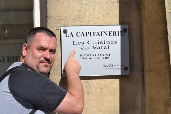 A Famosa Cozinha De Vatel Um Dos Chefes Mais Famosos Da França