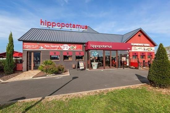 Restaurant Hippopotamus Niort Dans Niort Avec Cuisine