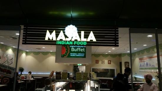 Masala india food
