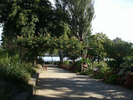 Saint-Nazaire, France: jardin des plantes Saint Nazaire