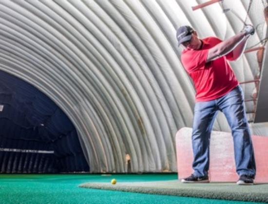 Ramada Saskatoon: Indoor Driving Range