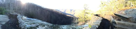 Wintergreen, VA: View from the top!