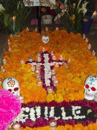 โออาซากา, เม็กซิโก: San Miguel Cemetery