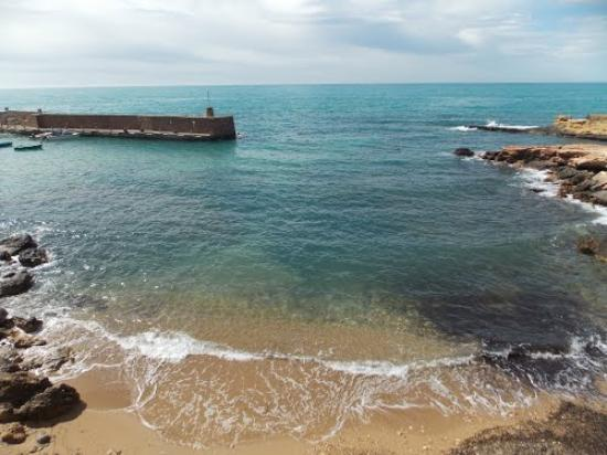 Isla Plana, Ισπανία: Embarcadero