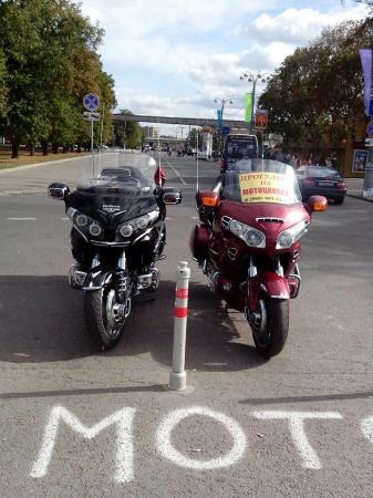 MotoTaxi 77 Moto Tourism - Day Tours