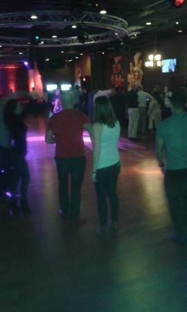 The Salsa Room