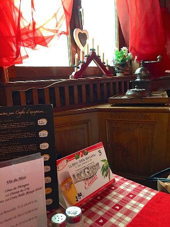 Un coin de table picture of restaurant au boeuf rouge - Un coin de table fantin latour ...