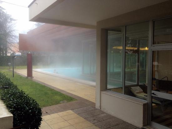 Continental Terme Hotel: Piscine