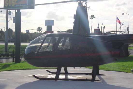 Hawkeye Helicopter Tours