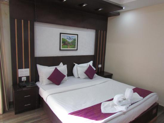 Elysium Garden Hill Resorts: Bedroom