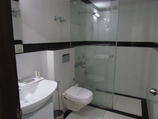 Elysium Garden Hill Resorts: Bathroom