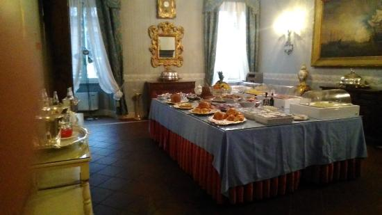 Duchessa Isabella Hotel: colazione