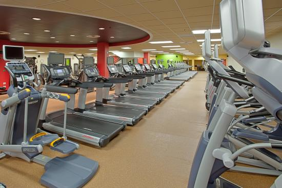 Hyatt Regency Morristown: The Club Fitness Center