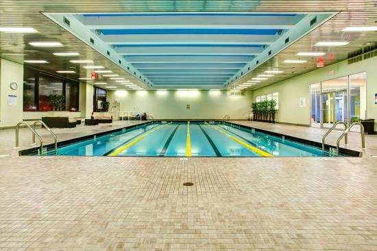 Hyatt Regency Morristown: Indoor Swimming Pool