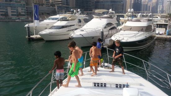 Paolo Party Picture Of Aquarius Yacht Rental Dubai Tripadvisor
