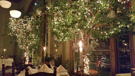 Very Romantic Picture Of Caveys Restaurant Manchester TripAdvisor