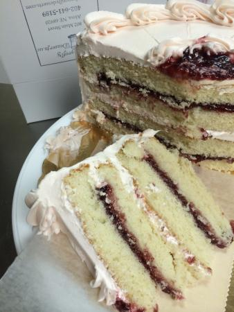 Alma, เนบราสก้า: Gourmet Cakes