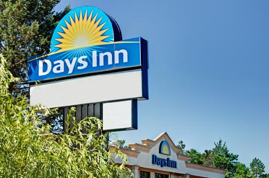 Days Inn Absecon-Atlantic City: Hotel Sign