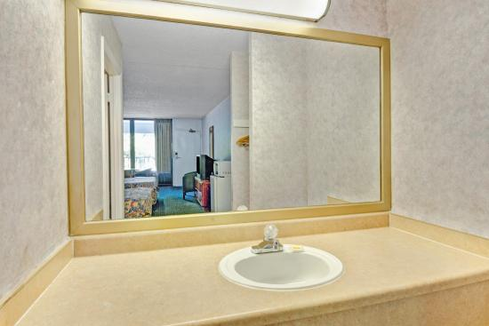 Days Inn Absecon-Atlantic City: Sink