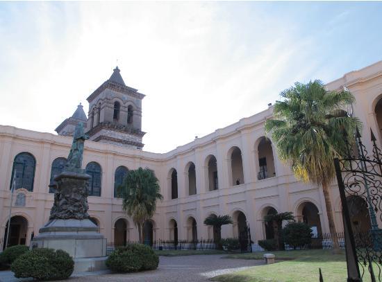 Museo Histórico UNC  Manzana Jesuítica