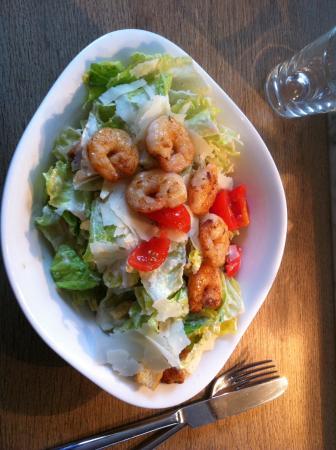 Vapiano: Caesar Salat