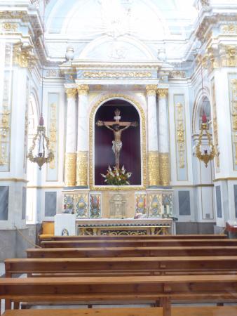 Parroquia de Nuestra Señora del Consuelo: Capilla del Cristo
