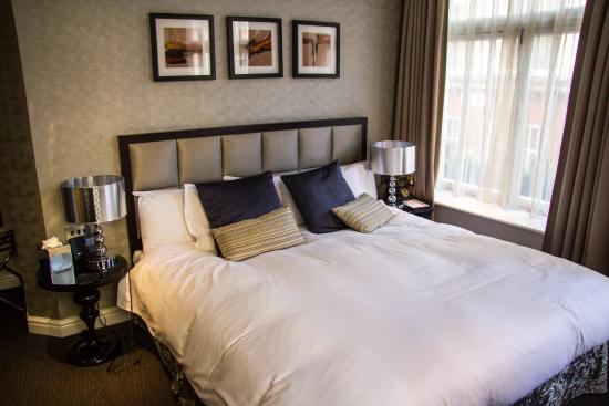 The Sanctuary House Hotel: Bed