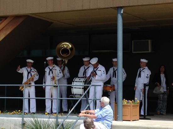 North Chicago, IL: Naval Station's Band