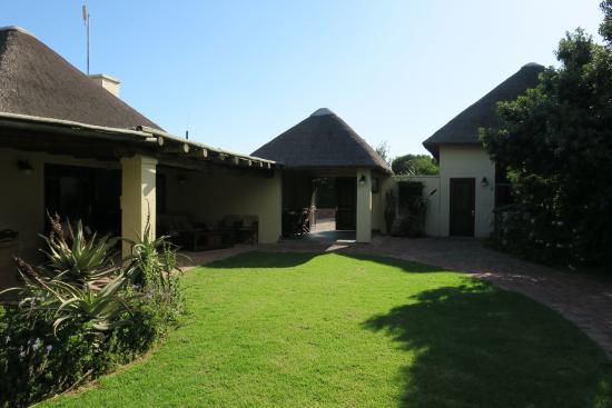 Addo, Sør-Afrika: Innebereich Lodge